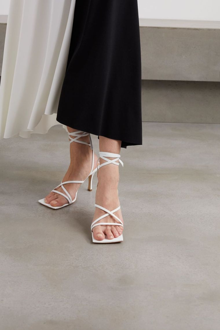 summer shoes square toe sandals