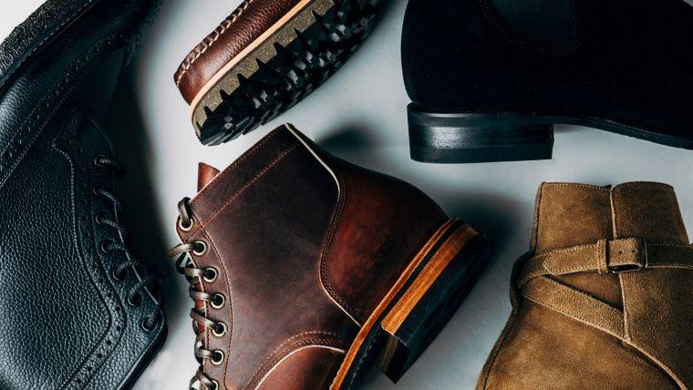 modern men shoes