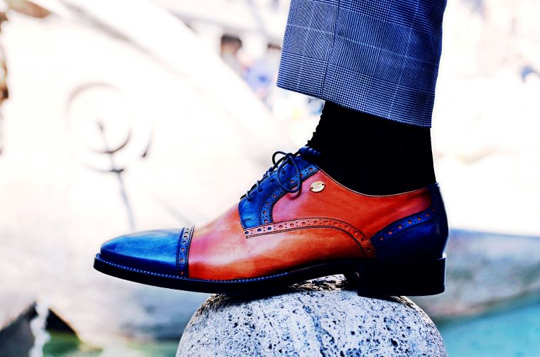 chic modern men's shoes