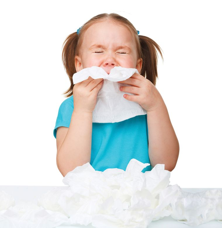 that fiare against colds in children