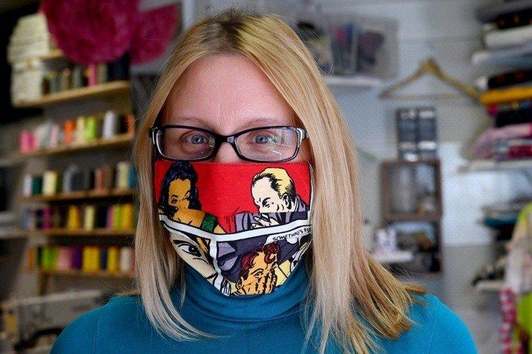 easy face mask making