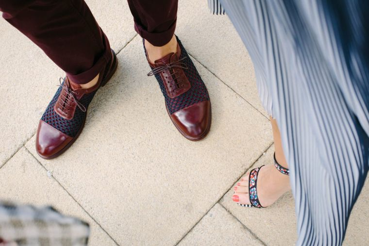 idea modern shoe man