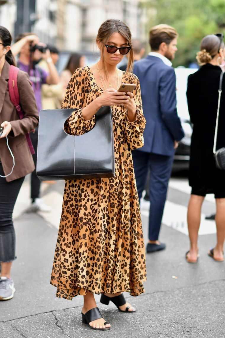 leopard animal prints: long rbe