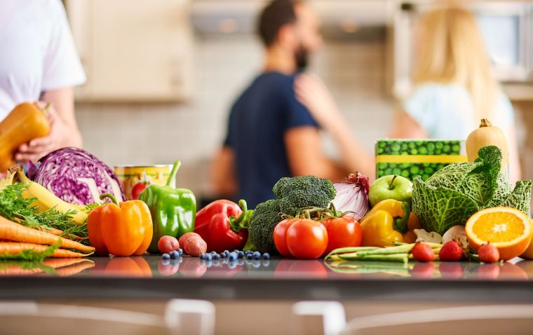 eat healthy during the pandemic