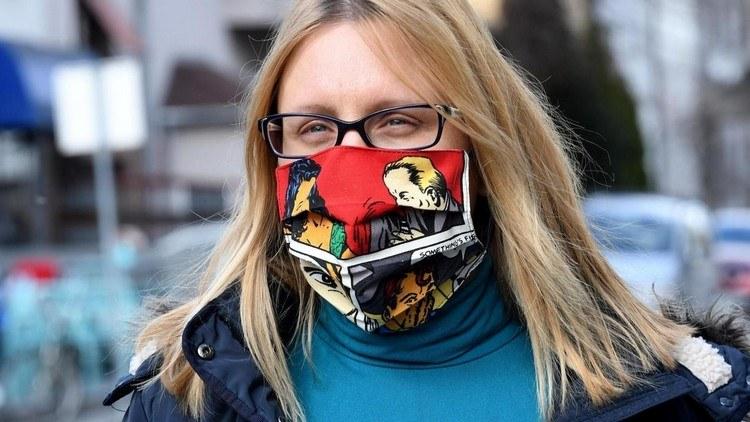 coronavirus mask to sew yourself