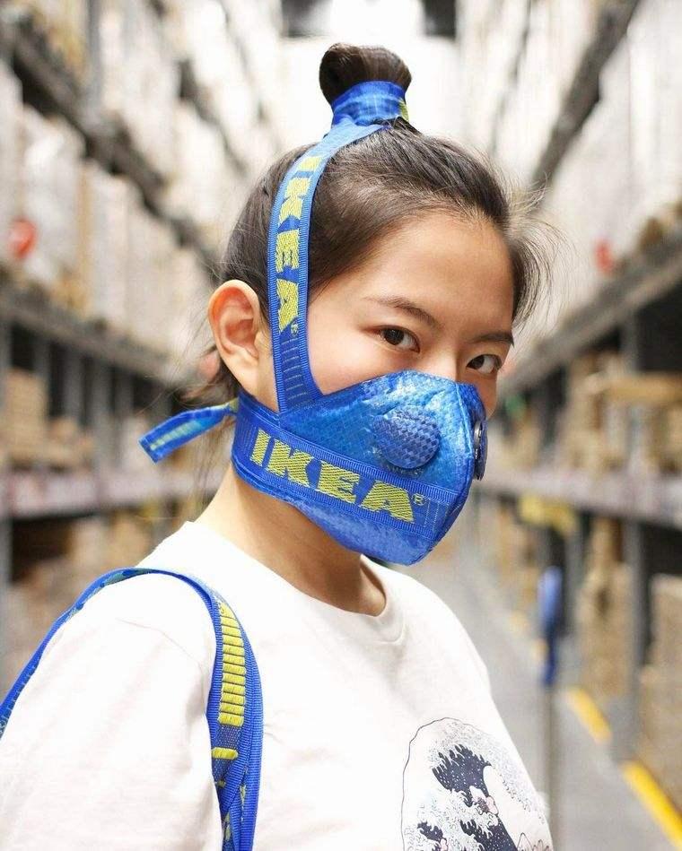 ikéa coronavirus mask