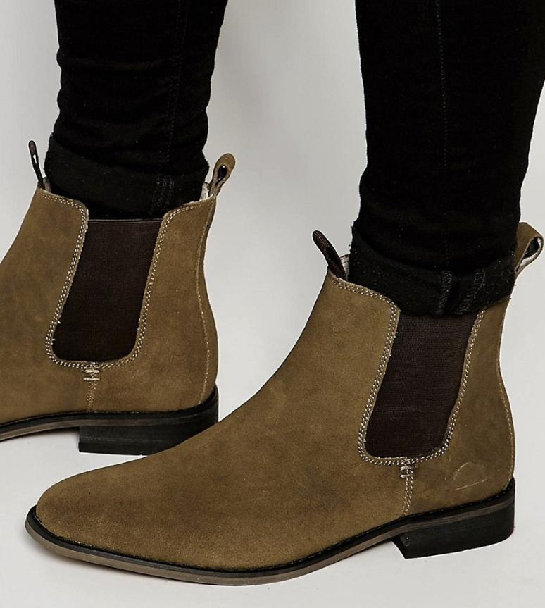 fashion man trend shoes