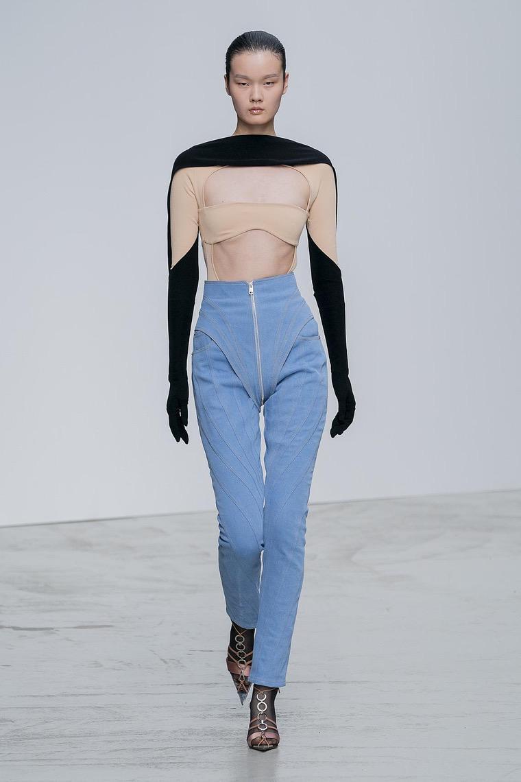 Mugler Haute Couture Fashion Trend