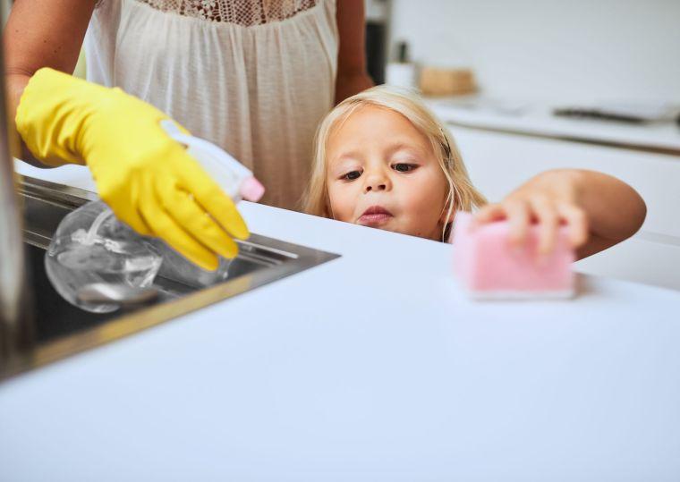clean the house against coronavirus