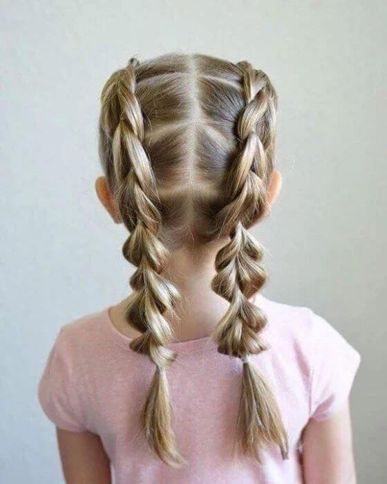 first communion hairstyles root braids