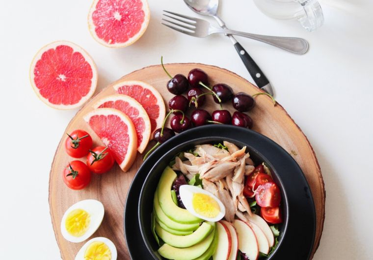 health diet and food