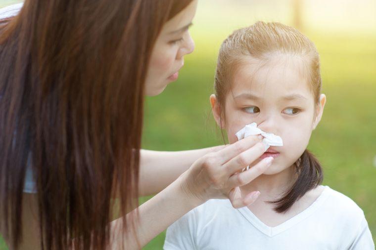 strengthen the child's immune system