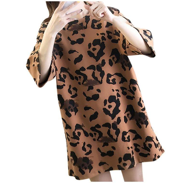 original leopard dress
