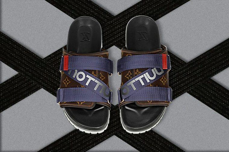 trendy men's sandals 2020
