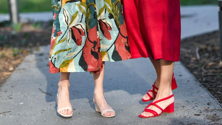 fashionable shoes for summer