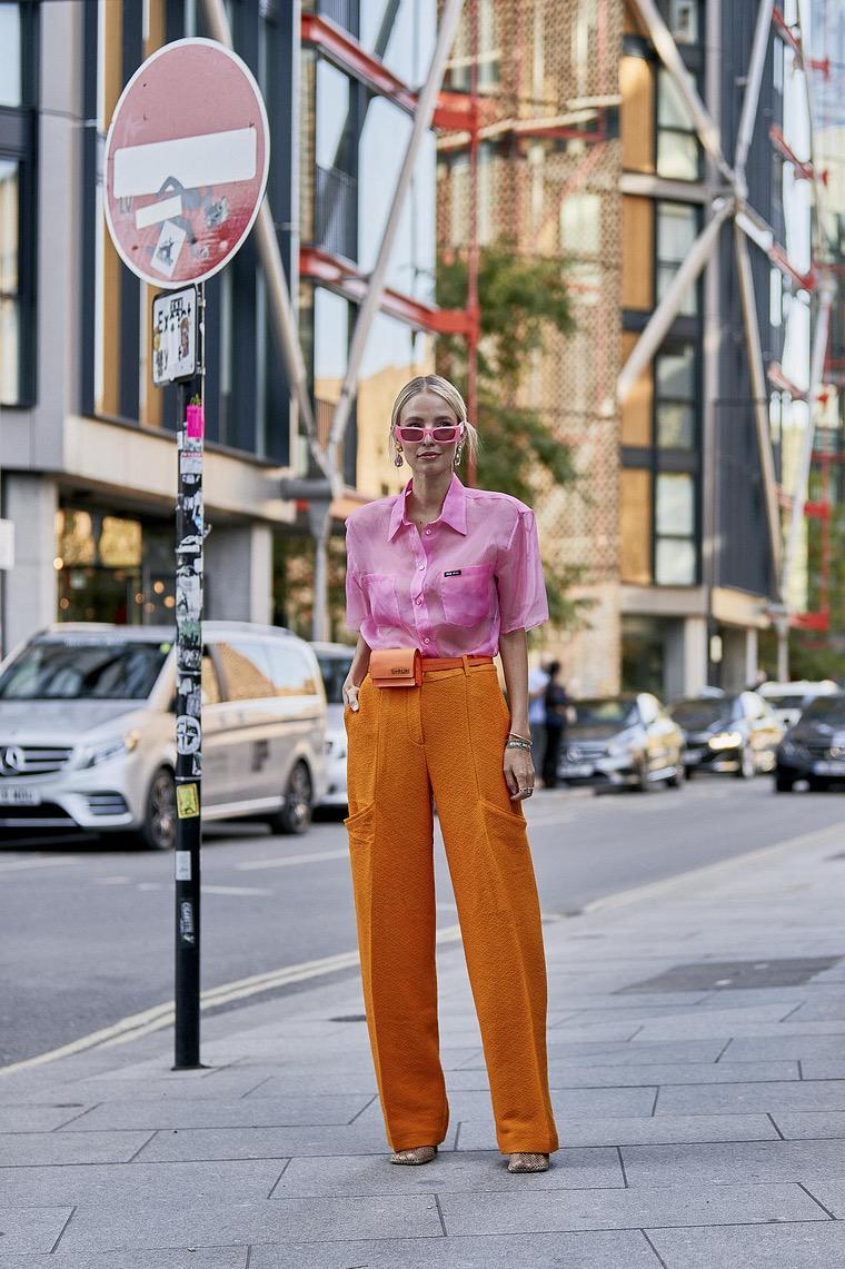 woman street style idea