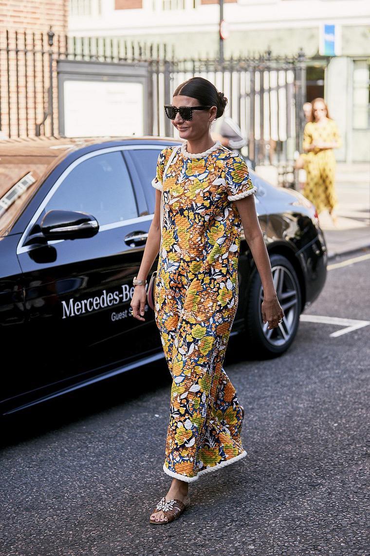 street style woman london