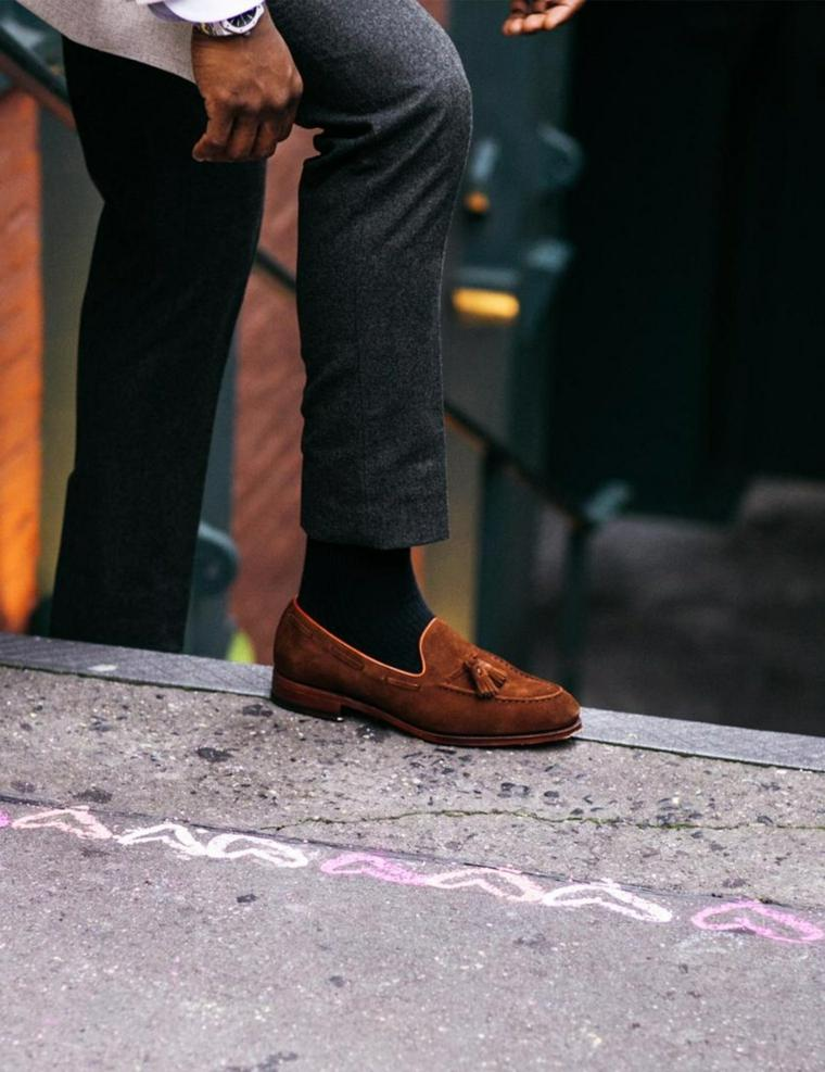 trend shoes for men moccasins