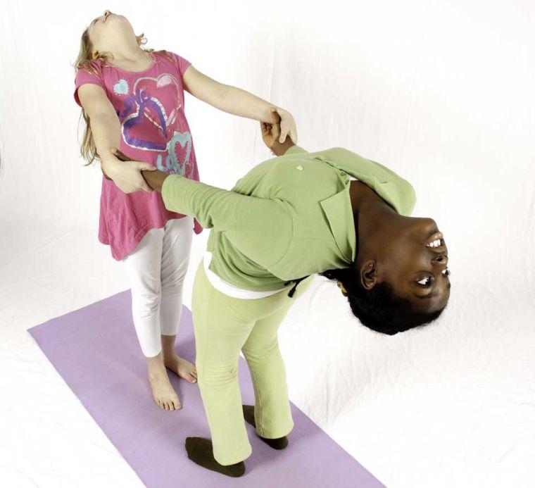 active yoga for children