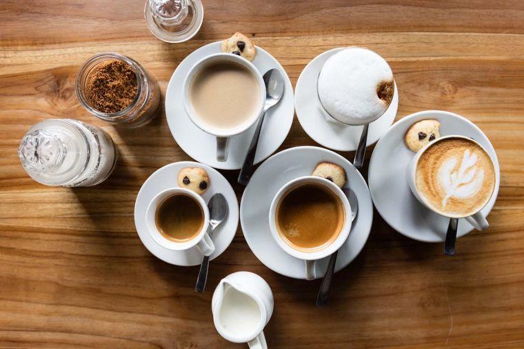 addition to caffeine and coffee