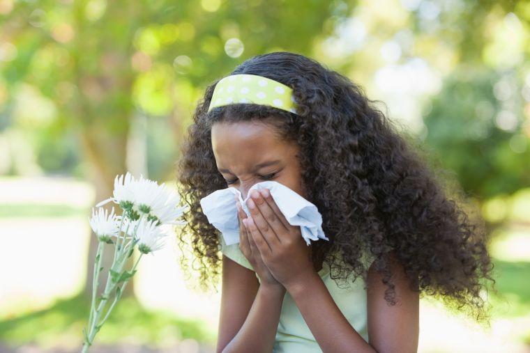allergens for children