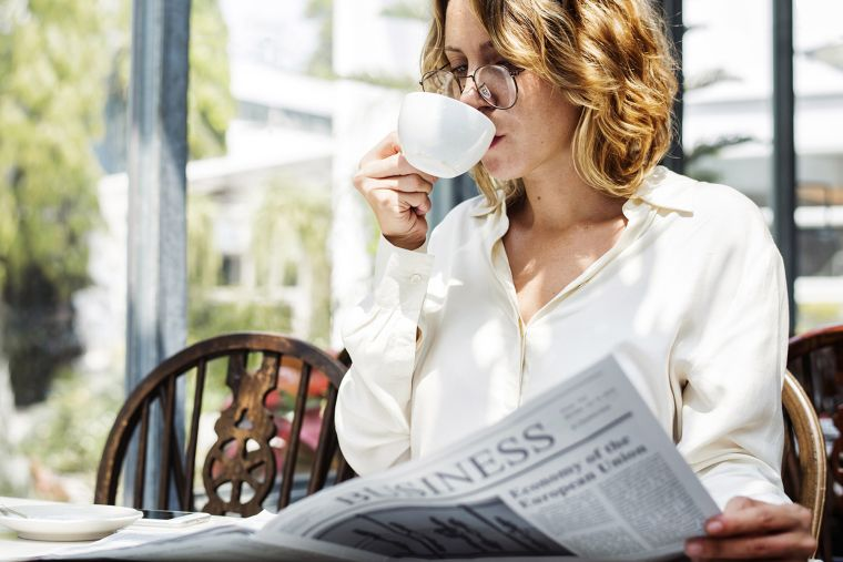the health effects of drinking coffee