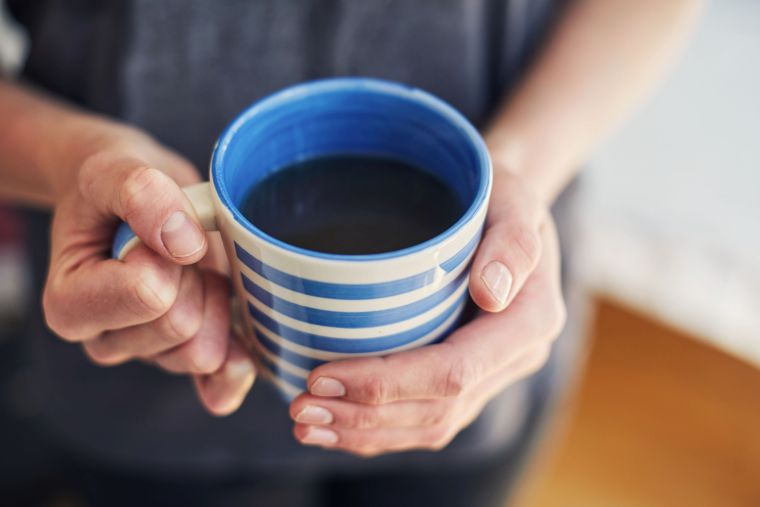 drinking coffee every day is good for your health