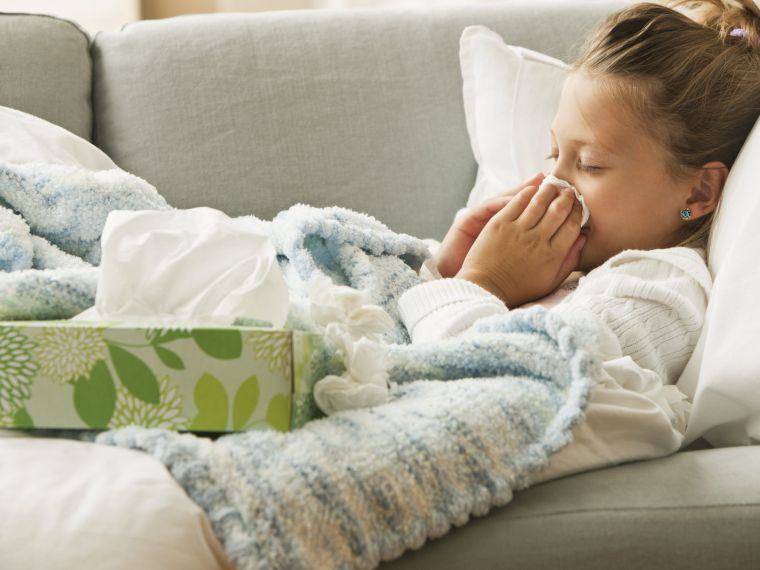 causes of allergies in children