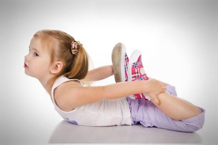 yoga bow exercise