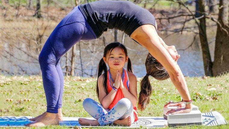 physical exercises for children