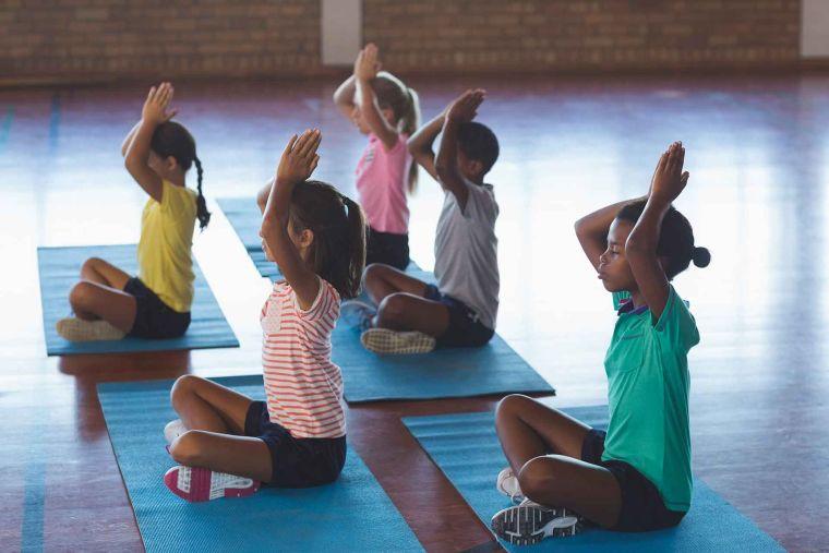 idea for physical exercises for children