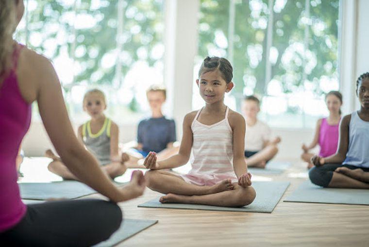yoga exercises for children