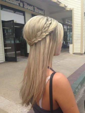 crepe hairstyle braids
