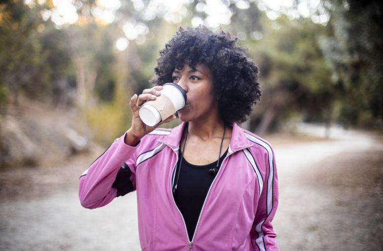 caffeine causes weight loss