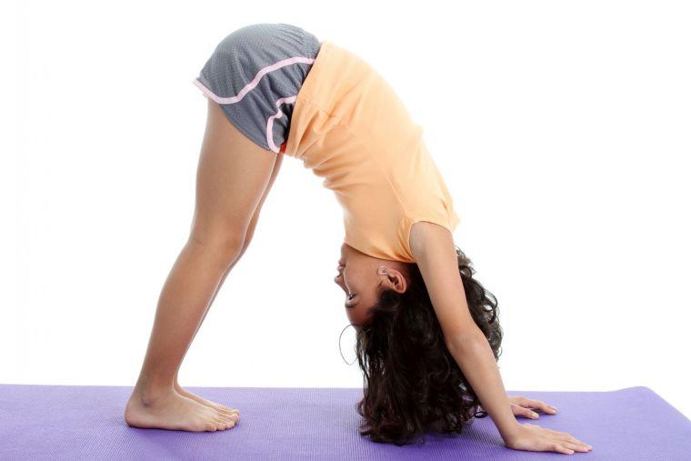 easy positions for children