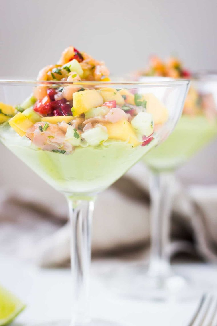 virtues of avocado: recipe