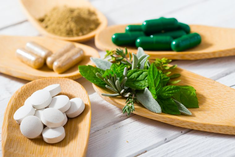 healthy eating and dietary supplements