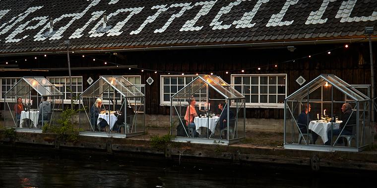 restaurant like no other Amsterdam