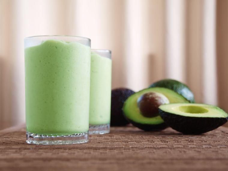 idea for avocado smoothie