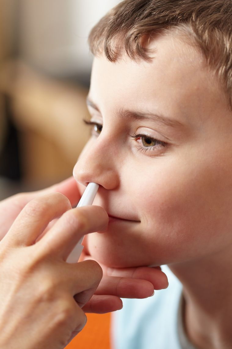 what treatment allergic rhinitis