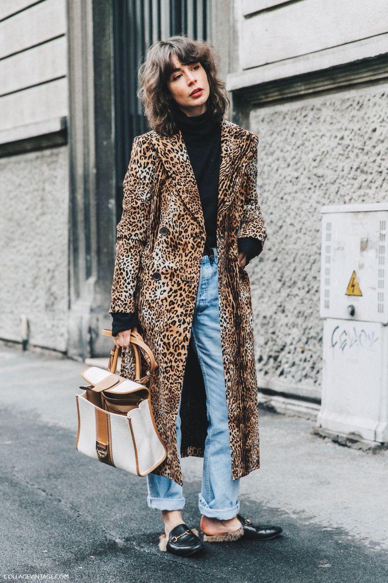modern leopard jacket