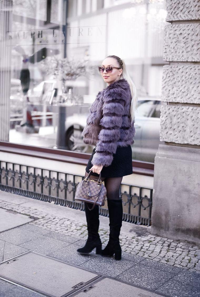 modern winter clothes