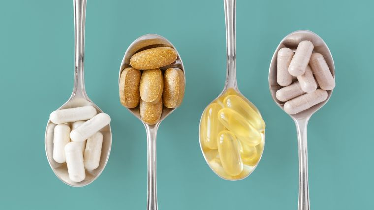 what schedule for vitamins and minerals