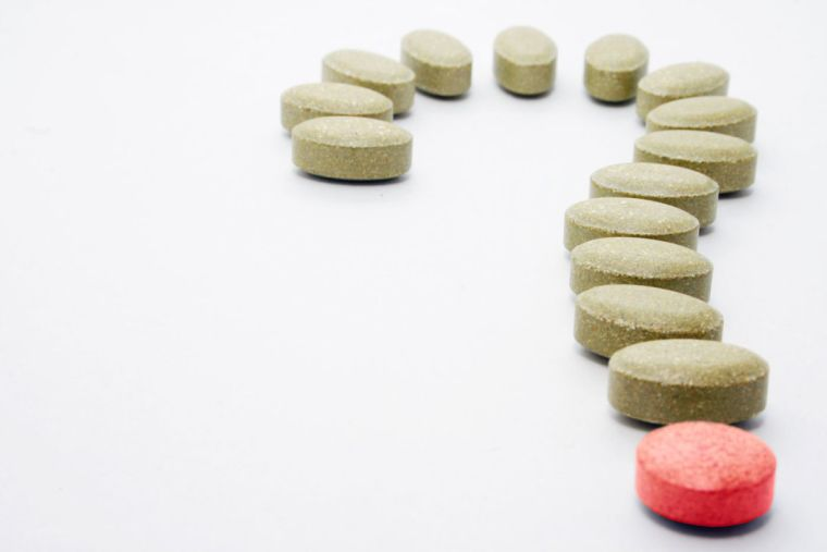 what is the right schedule for vitamins and minerals