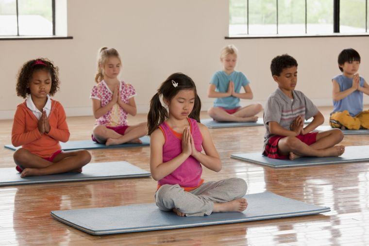 idea of yoga exercises for children
