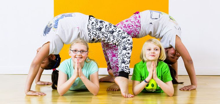 the positive aspects of yoga for children