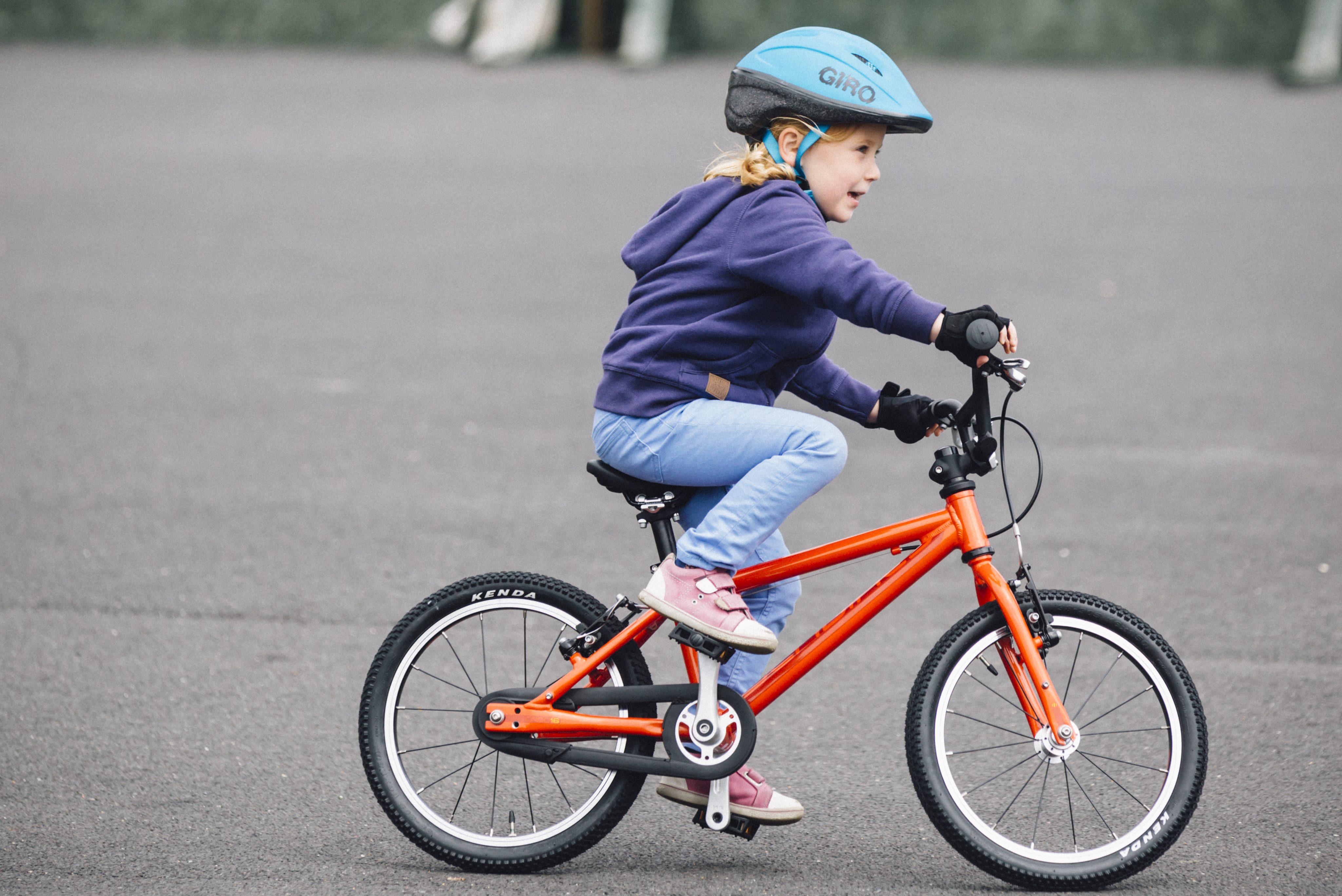 master the kids bike