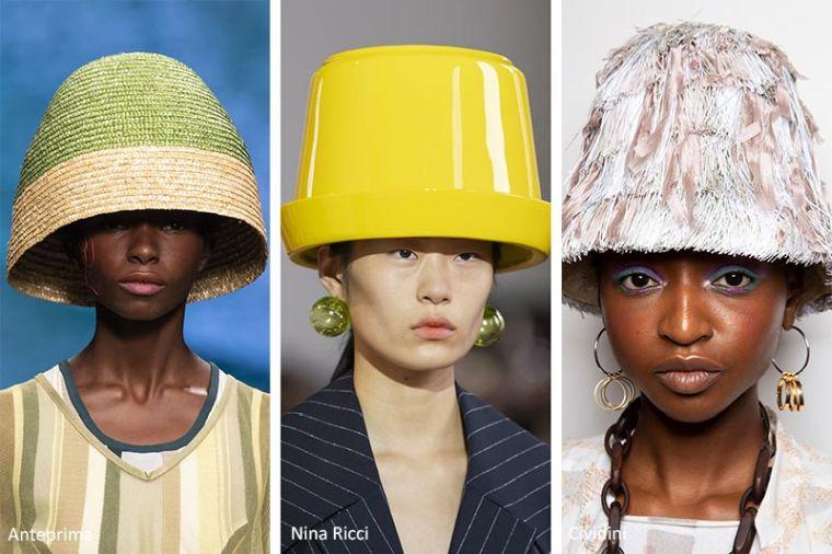 idea for buckets hats