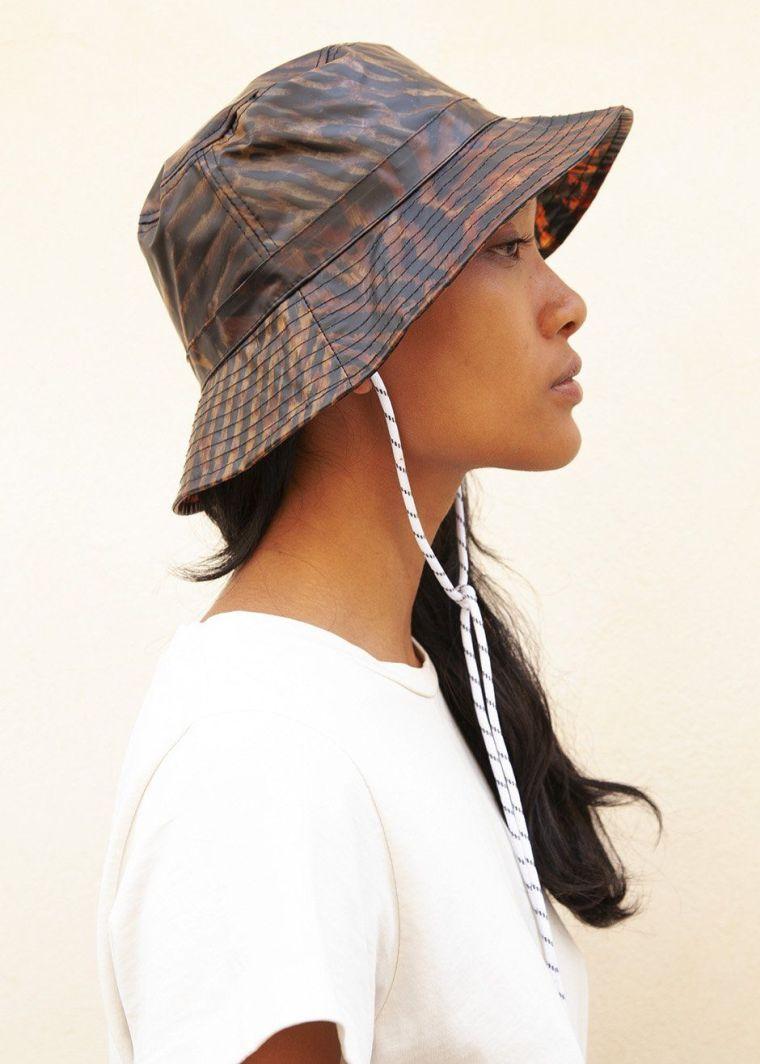 modern design hat