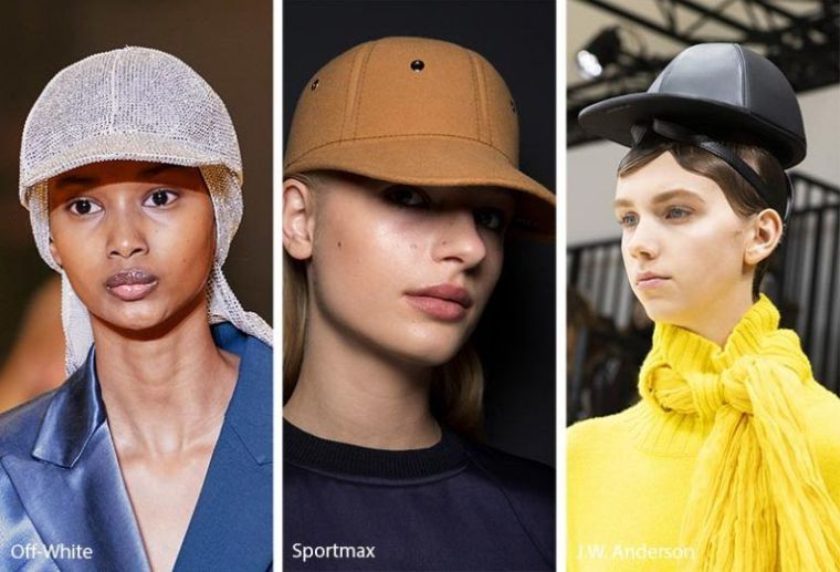 trendy baseball hats